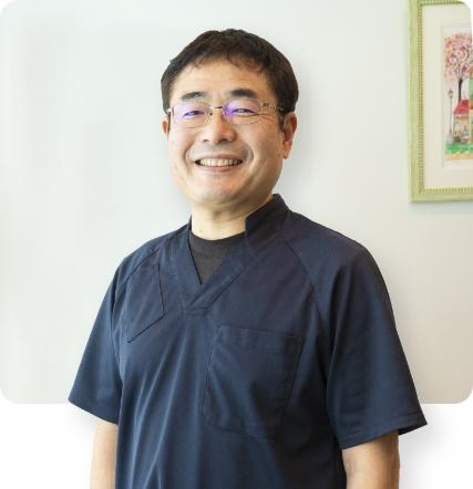 院長  安藤由明(あんどうよしあき)